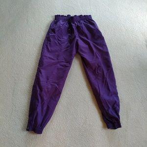 Moving Comfort Vintage 80s Sz M Ski Pants Purple